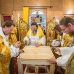 В Завьяловском благочинии освящен храм