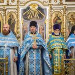 Престольный торжества Ризоположенского монастыря