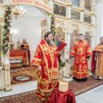Митрополит Викторин посетил храм свт. Николая Чудотворца с. Завьялово