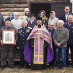 В Завьяловском районе освящена часовня